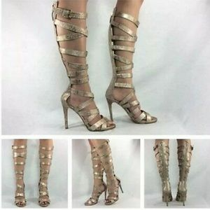 Guess - gladiator strappy heels